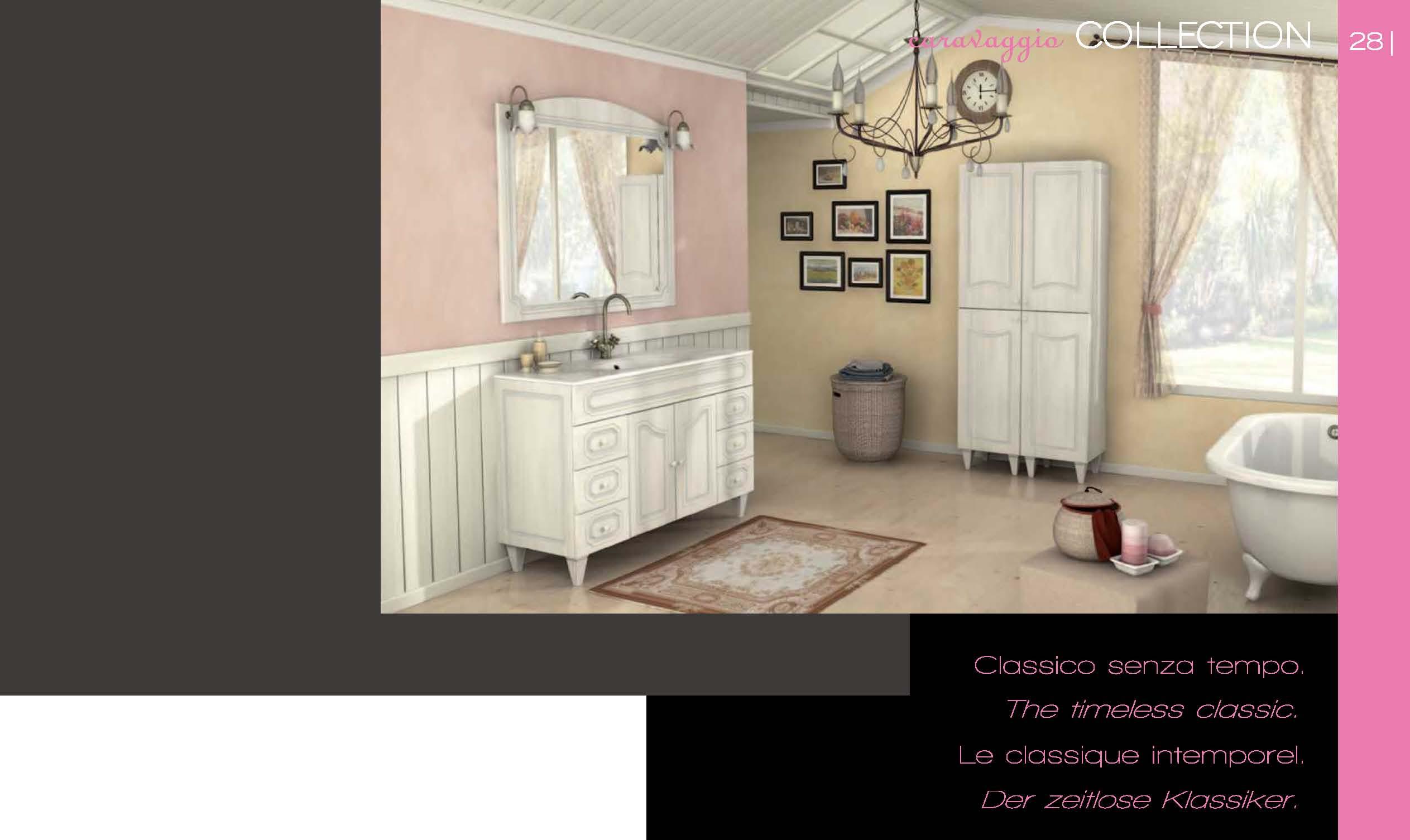 arredo bagno - baden haus - caravaggio - Arredo Bagno Caravaggio