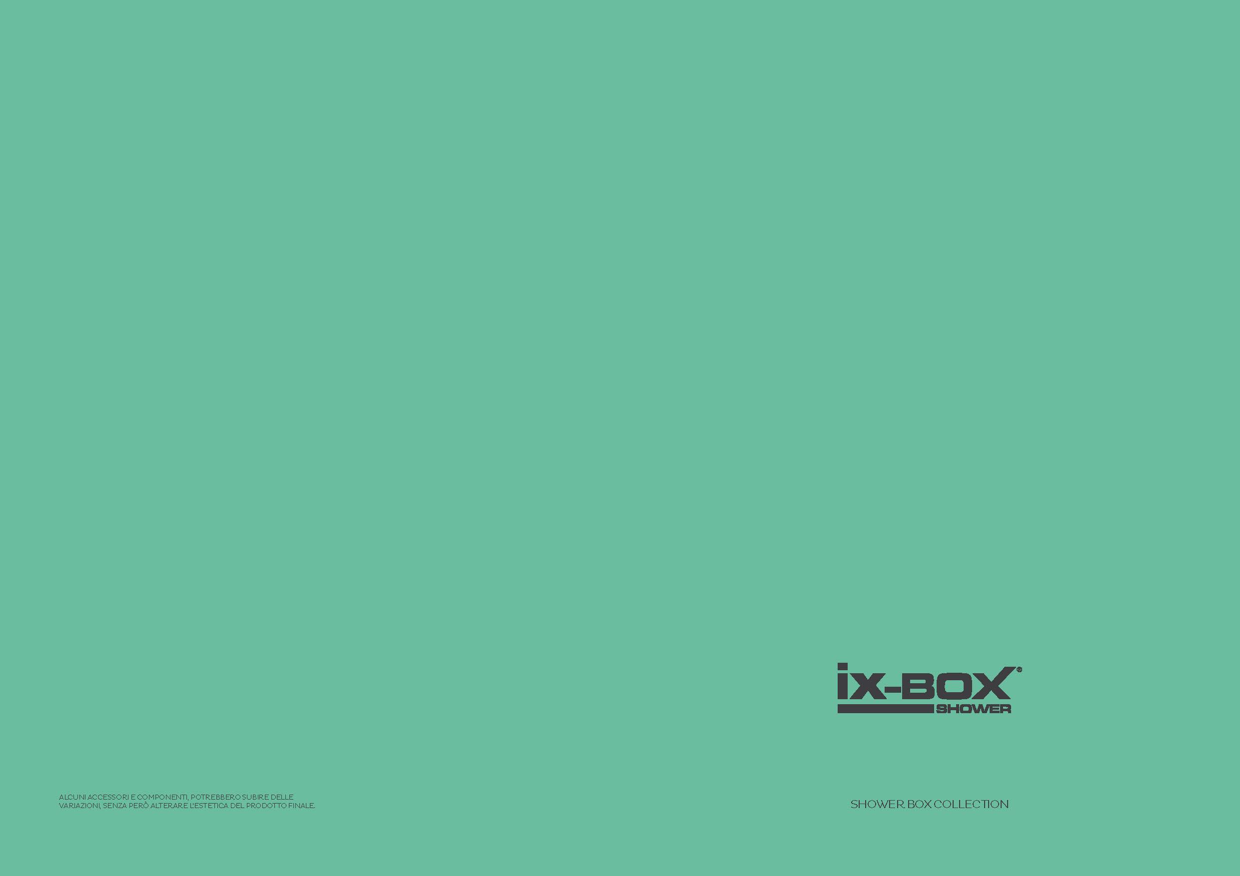 arredo bagno - ix box - Arredo Bagno Pero